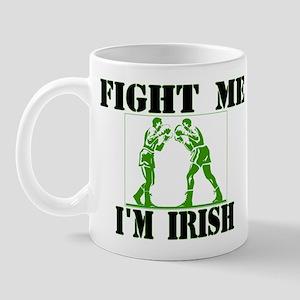 fight me Mug