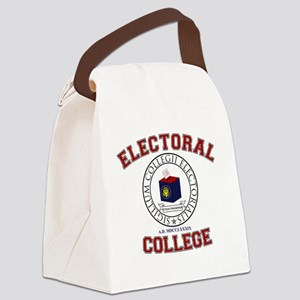Electoral College Seal Canvas Lunch Bag