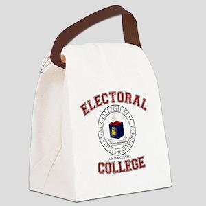 Electoral College Seal Canvas Lunch Bag