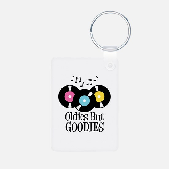 Oldies But Goodies Keychains
