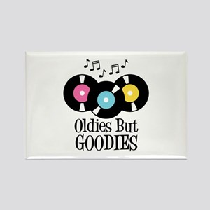 Oldies But Goodies Magnets
