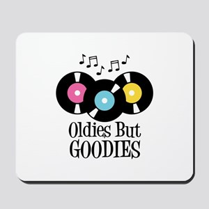 Oldies But Goodies Mousepad