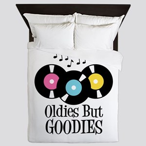 Oldies But Goodies Queen Duvet