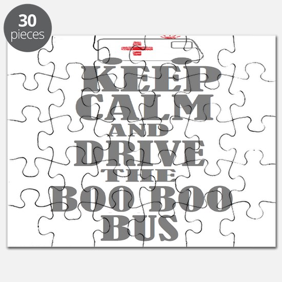 Boo Boo Bus Puzzle