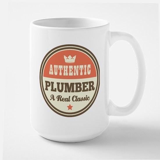 Plumber Vintage Mugs