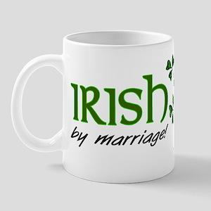 irish marriage Mug
