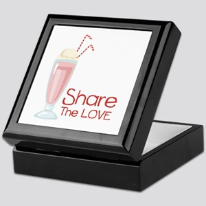 Share the Love Keepsake Box