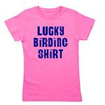 Lucky Birding Girl's Tee