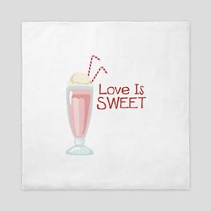 Love is Sweet Queen Duvet