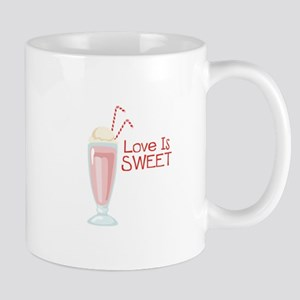 Love is Sweet Mugs