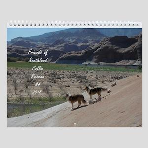 Friends Of Scr #4 Wall Calendar
