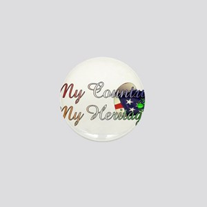 my country Mini Button
