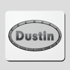 Dustin Metal Oval Mousepad