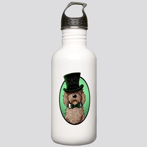 St. Paddy's Doodle Stainless Water Bottle 1.0L