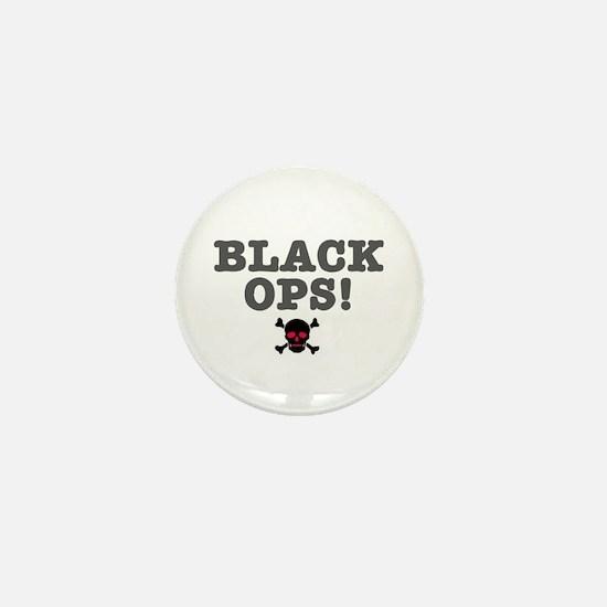 BLACK OPS Mini Button
