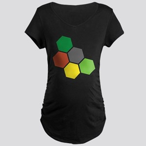 Settlers Resources Maternity Dark T-Shirt