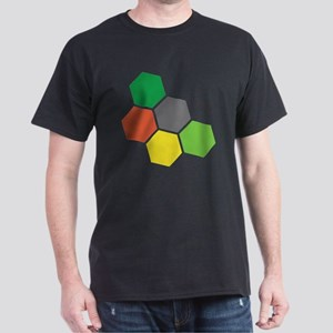 Settlers Resources Dark T-Shirt