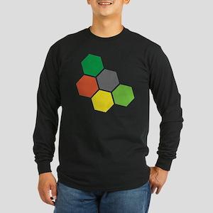 Settlers Resources Long Sleeve Dark T-Shirt