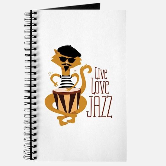 Live Love Jazz Journal
