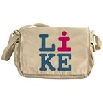 i Like Messenger Bag
