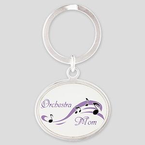 Orchestra Mom Keychains