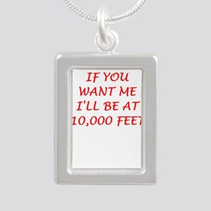 skydiving Necklaces