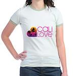 Cali Love #1 Jr. Ringer T-Shirt