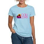 Cali Love #1 Women's Light T-Shirt
