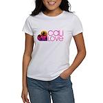 Cali Love #1 Women's T-Shirt