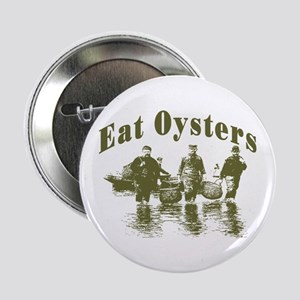 Eat Oysters Button
