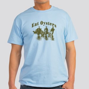Eat Oysters Light T-Shirt
