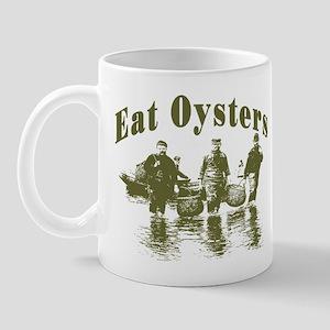 Eat Oysters Mug