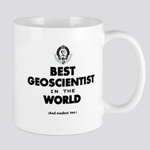 Best Geoscientist in the World Mugs