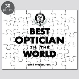 Best Optician in the World Puzzle