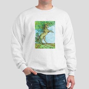 Wood Horse Sweatshirt