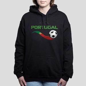 Soccer PORTUGAL Brazil Hooded Sweatshirt