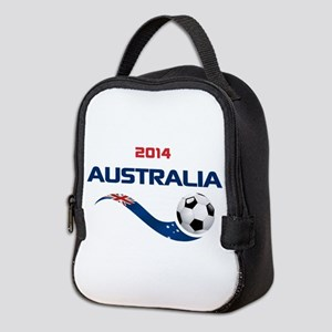 Soccer 2014 AUSTRALIA Neoprene Lunch Bag