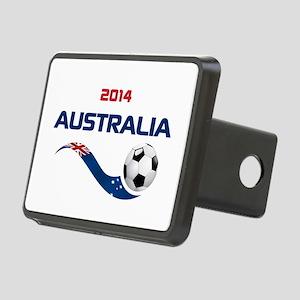 Soccer 2014 AUSTRALIA Rectangular Hitch Cover