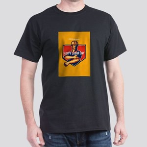 Labor Day Greeting Card Poster T-Shirt