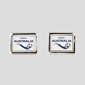 Soccer 2014 AUSTRALIA 1 Cufflinks