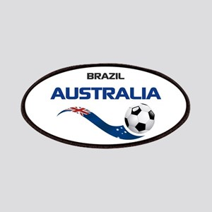 Soccer 2014 AUSTRALIA 1 Patches