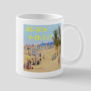 Beach Party Mugs