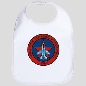 US Navy Fighter Weapons Schoo Bib