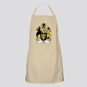 King BBQ Apron