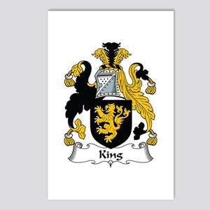 King Postcards (Package of 8)