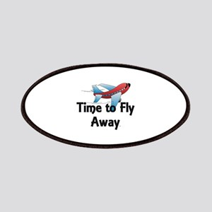 Time to Fly Away Patch
