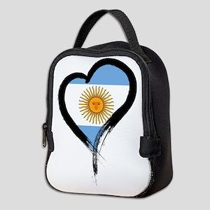 Heart Nation 04 Neoprene Lunch Bag