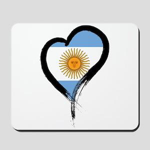 Heart Nation 04 Mousepad