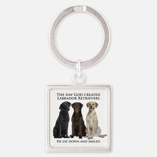 Creation of Labs Keychains