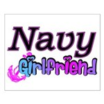 Navy Girlfriend Small Poster